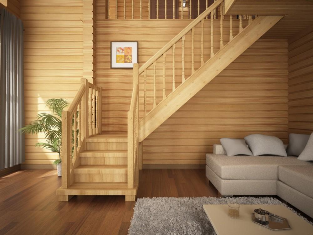 Изготовление балясин из дерева для лестницы: токарный